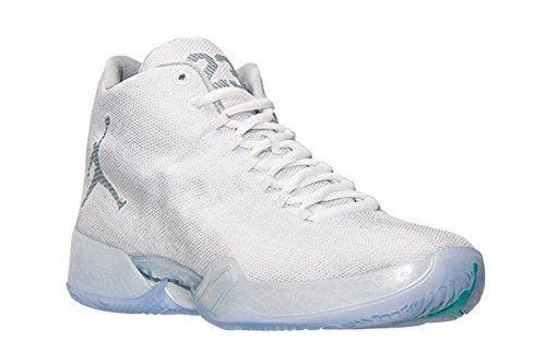 quality design 67c46 21692 Nike Air Jordan XX9 ASW All Star Pearl Pack 744312-100 White Grey Mens Shoes