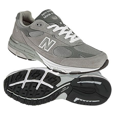 new product 9aaef 7ff58 NEW BALANCE WOMEN'S 993 MADE IN USA GRAY WHITE MEDICARE ...