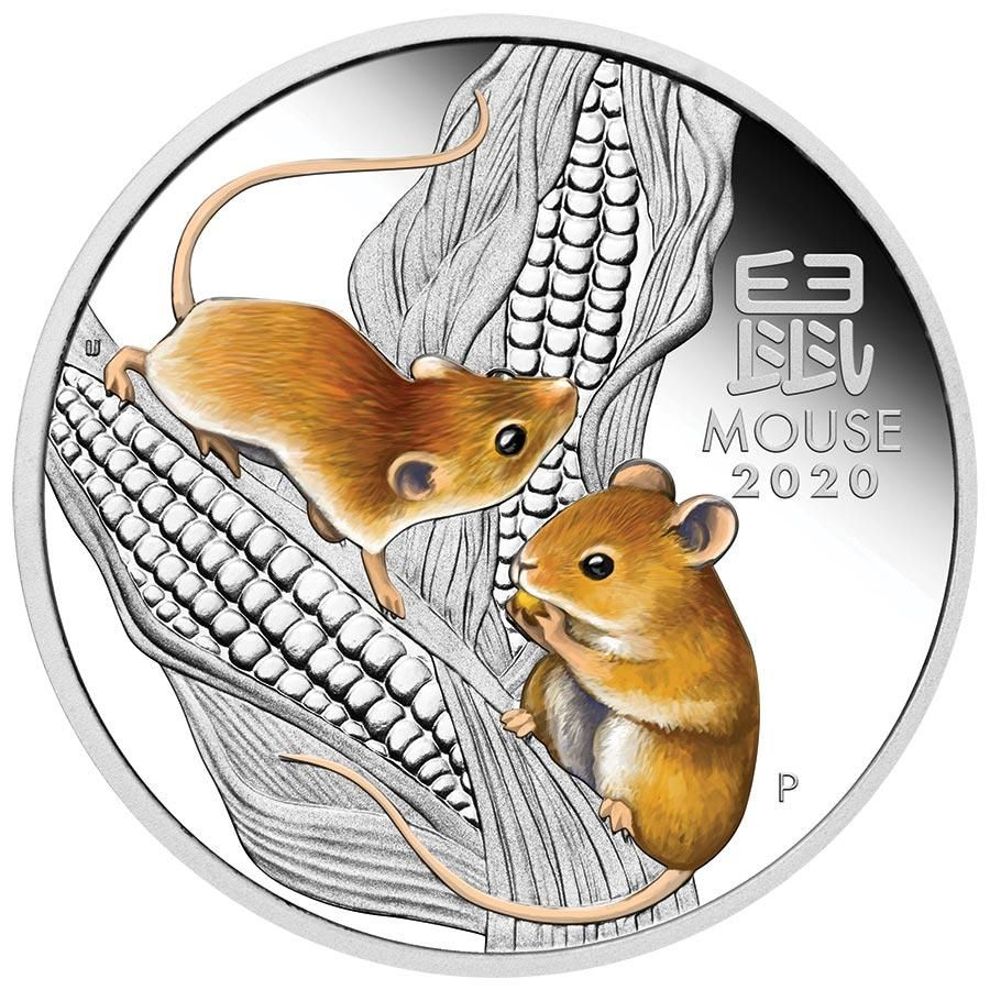 1 Oz Silver Coin Disney Tim Burtons The Nightmare Before Christmas 2020 Australia 2020 Australia 3 X 1 Ounce Trio Lunar Year of the Mouse .9999