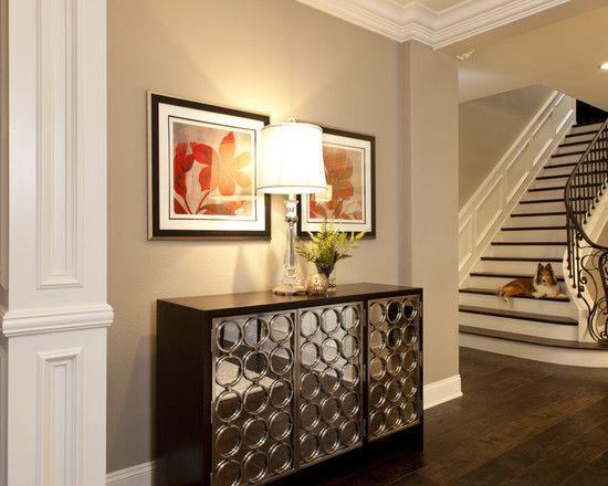 Room Grey Paint Design