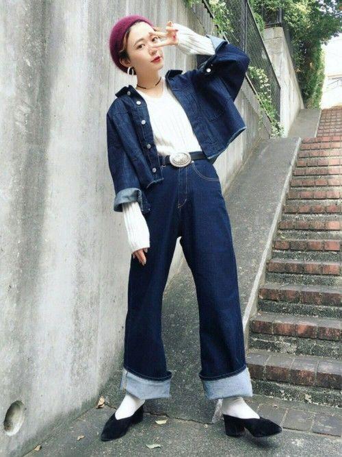 YUKI|HAREのハンチング/ベレー帽を使ったコーディネートWEAR