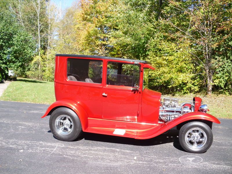 1927 Ford MODEL T for sale by Owner - Monclova, OH | OldCarOnline ...