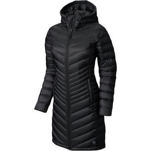 Photograph of  Nitrous Hooded Down Parka - Women's Black, XL - Like New view 1