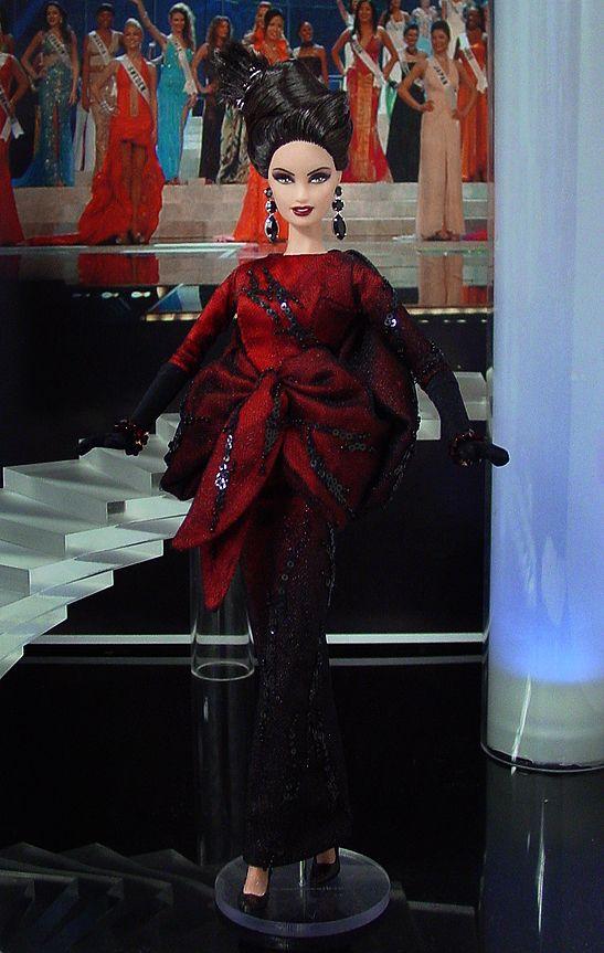 Miss Boston 2012 by Ninimomo Dolls