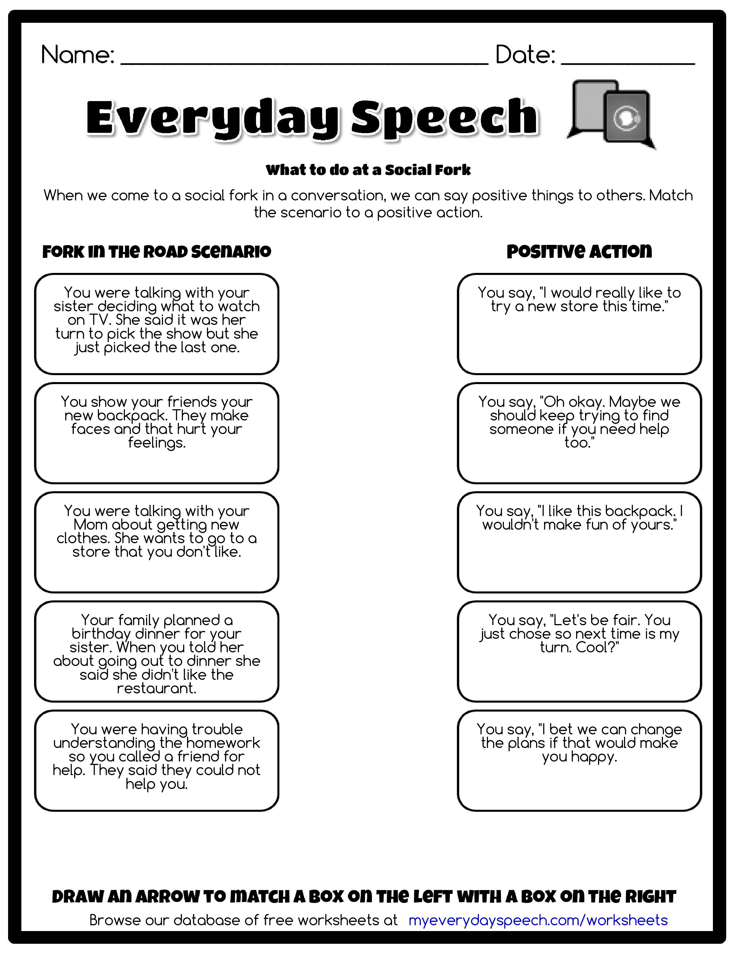 Worksheets Social Skills Problem Solving Worksheets preview monarch club social skills program pinterest problem check out the worksheet i just made using everyday speechs creator what to do