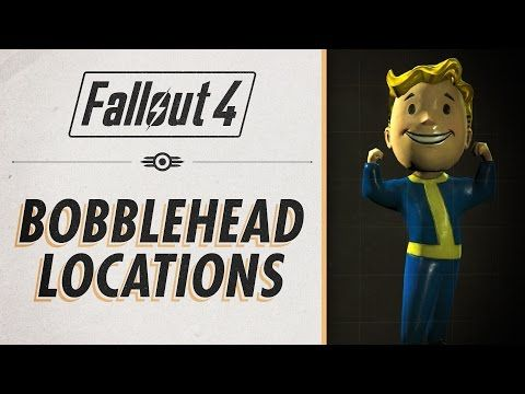 fallout 4 all bobblehead locations youtube fallout