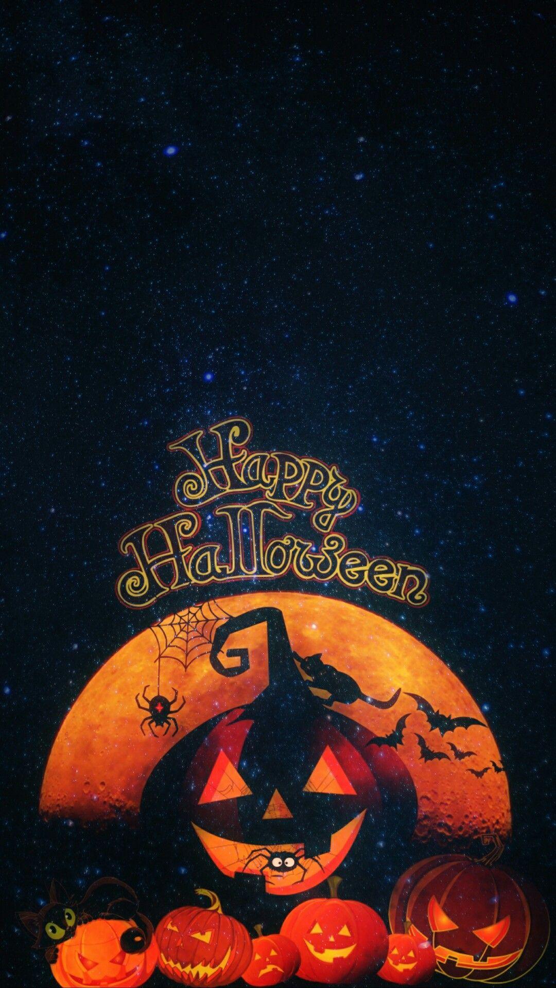 Halloween iPhone Wallpapper Halloween wallpaper, Free