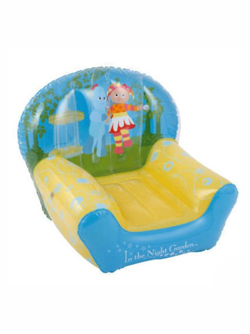 In The Night Garden Furniture In the night garden inflatable chair your little in the night garden in the night garden inflatable chair your little in the night garden fan can sit back workwithnaturefo