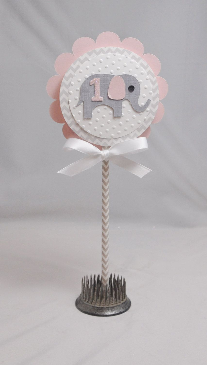 elephant birthday cake 1st birthday elephant smash cake topper by 3873