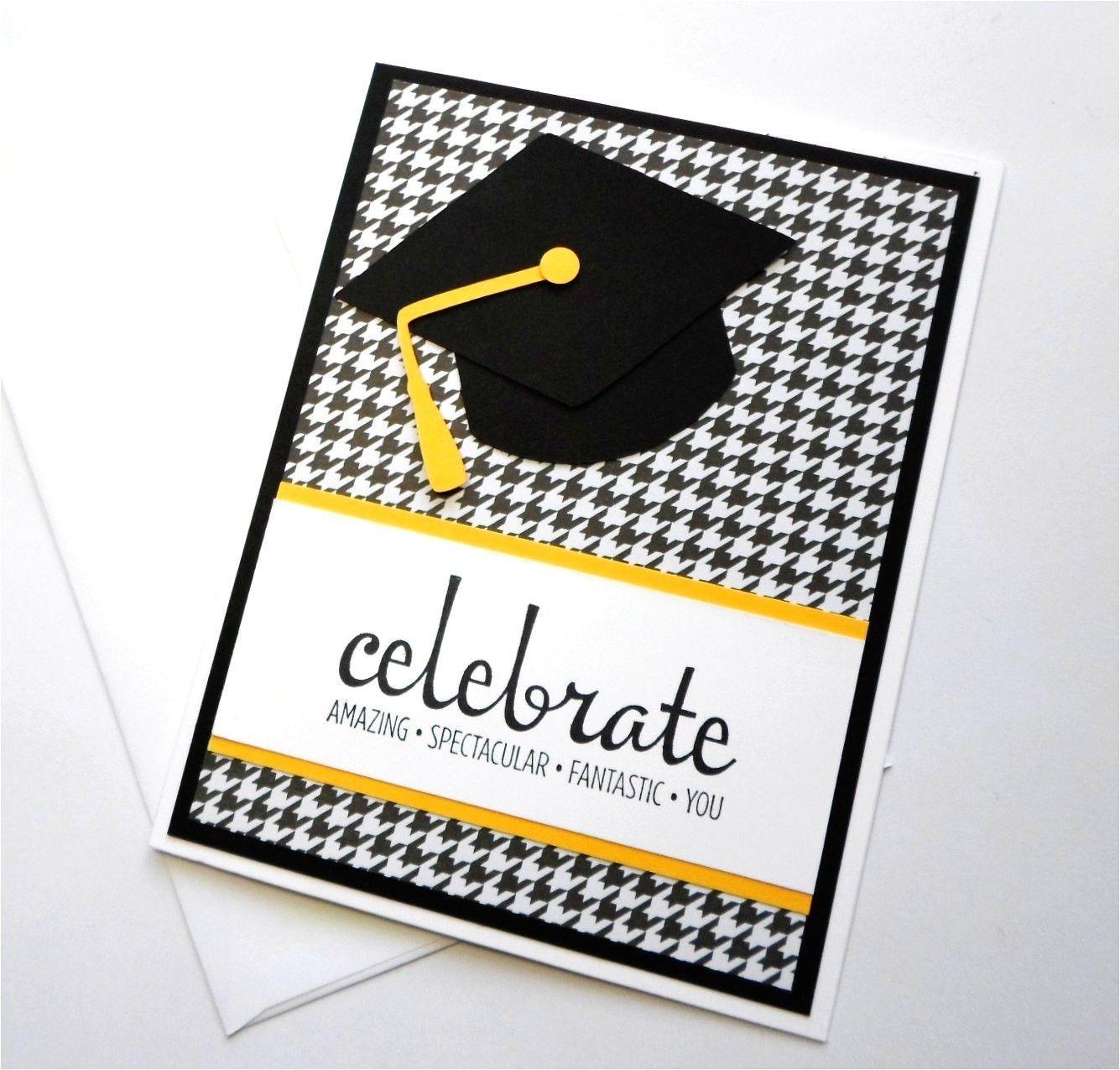 diy graduation card ideas