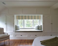 Bay Window Built In Bedroom Wardrobe