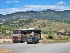 Denver West Central City Koa Rv Park Resort Camping In Denver Mountain Area The Cvd Denver Mountains Colorado Vacation Park Resorts