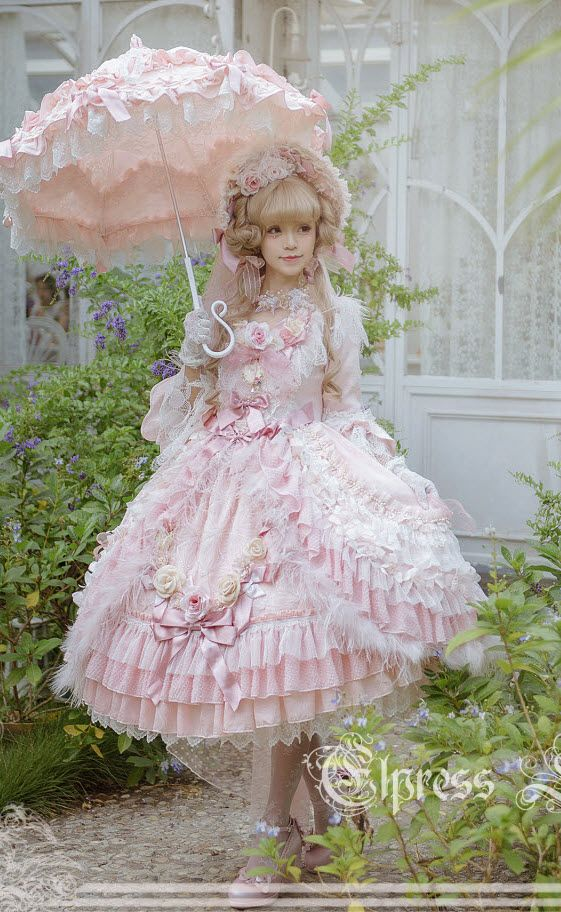 Photo of NEW Release: Elpress L 【-Iris-】 OP Dress and Accessories