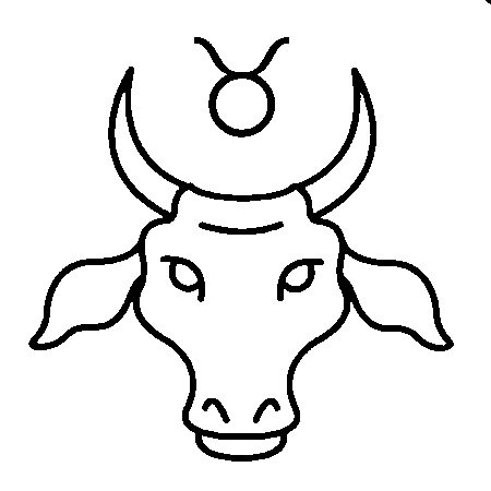 Comment Dessiner Un Taureau Dessin Taureau Signe Taureau Dessin