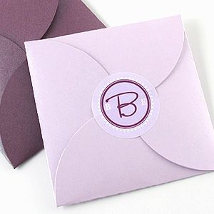 Cd covers Petal fold invitation pockets So clever Misc