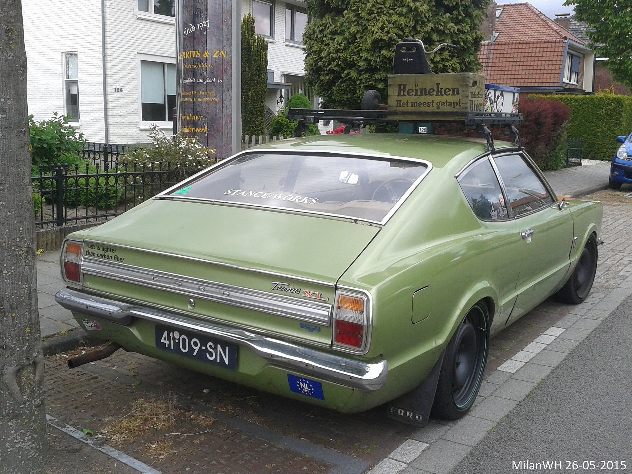 Ford Taunus 1600 Xl Coupe 1971 41 09 Sn Ford Classic Cars