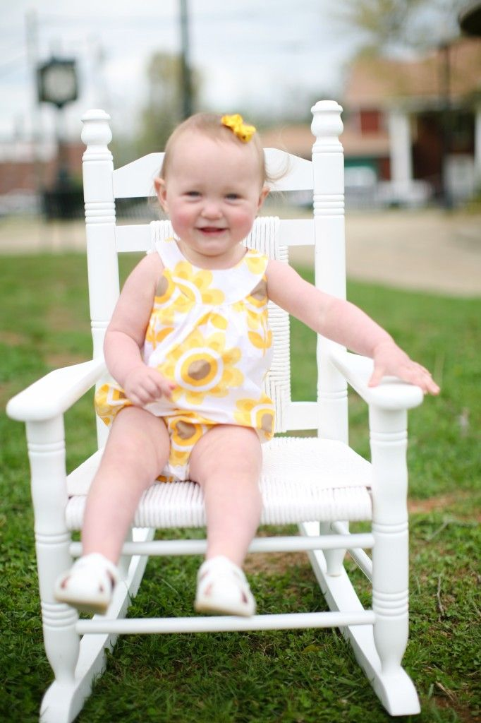 Toddler Photo Shoot Ideas   Cracker Barrel Rocking Chair. Love The Bubble  Suit And The