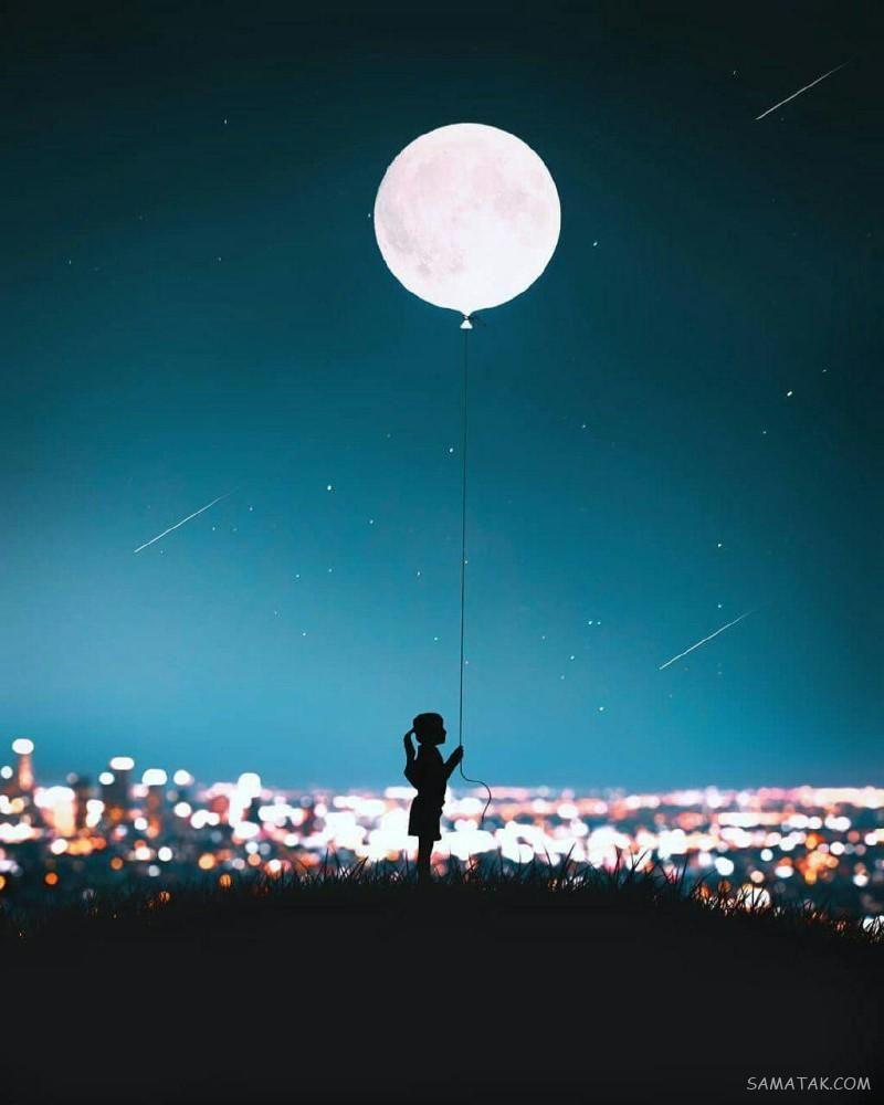 عکس پروفایل شاخ دخترونه بدون متن عکس پروفایل دخترونه لاکچری بدون متن Moon Photography Best Friend Photography Instagram Profile Pic