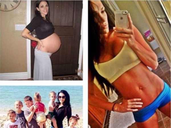 Mom With 6 Kids Still Has A Banging Bod Photos Thechive