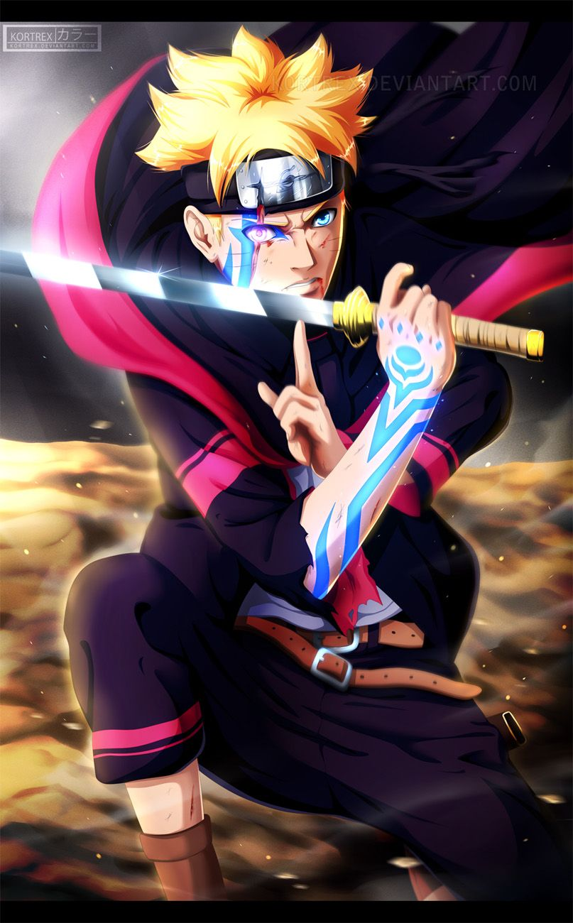 Read manga Boruto Naruto Next Generations 017 Ao online