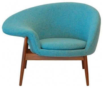 Egg chair by Hans Olsen