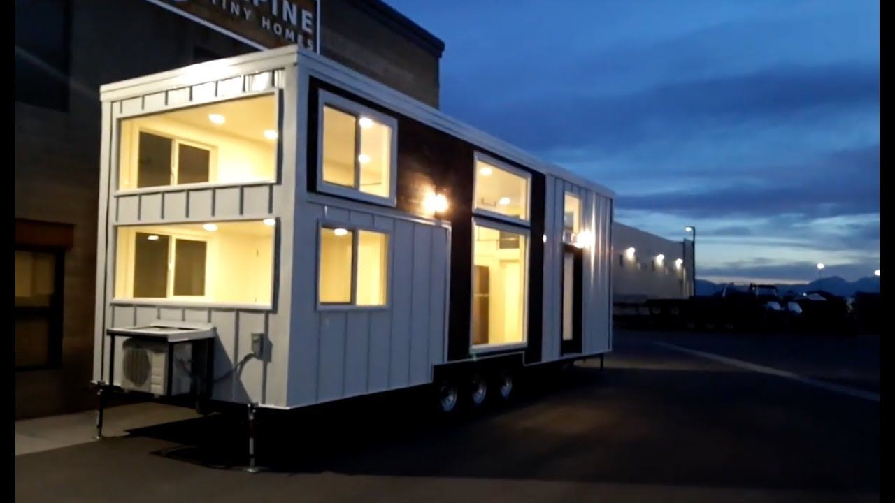 Tiny House Built For Family Of 5 Maison Mobile Maison