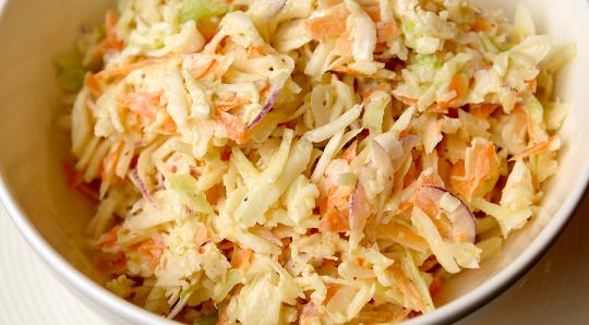 Amerikaanse coleslaw 1