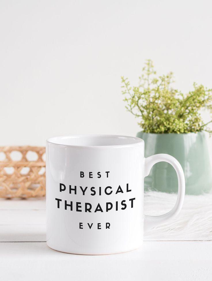 Best physical therapist ever mug best pt coffee mug new pt