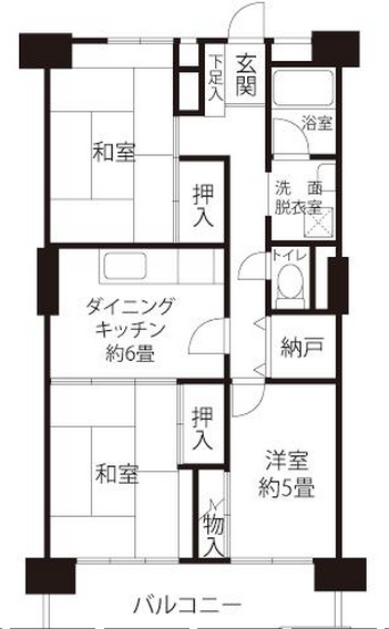Guide To Japanese Apartments Floor Plans Photos And Kanji Keywords Blog Tiny House Floor Plans Apartment Floor Plans Apartment Floor Plan