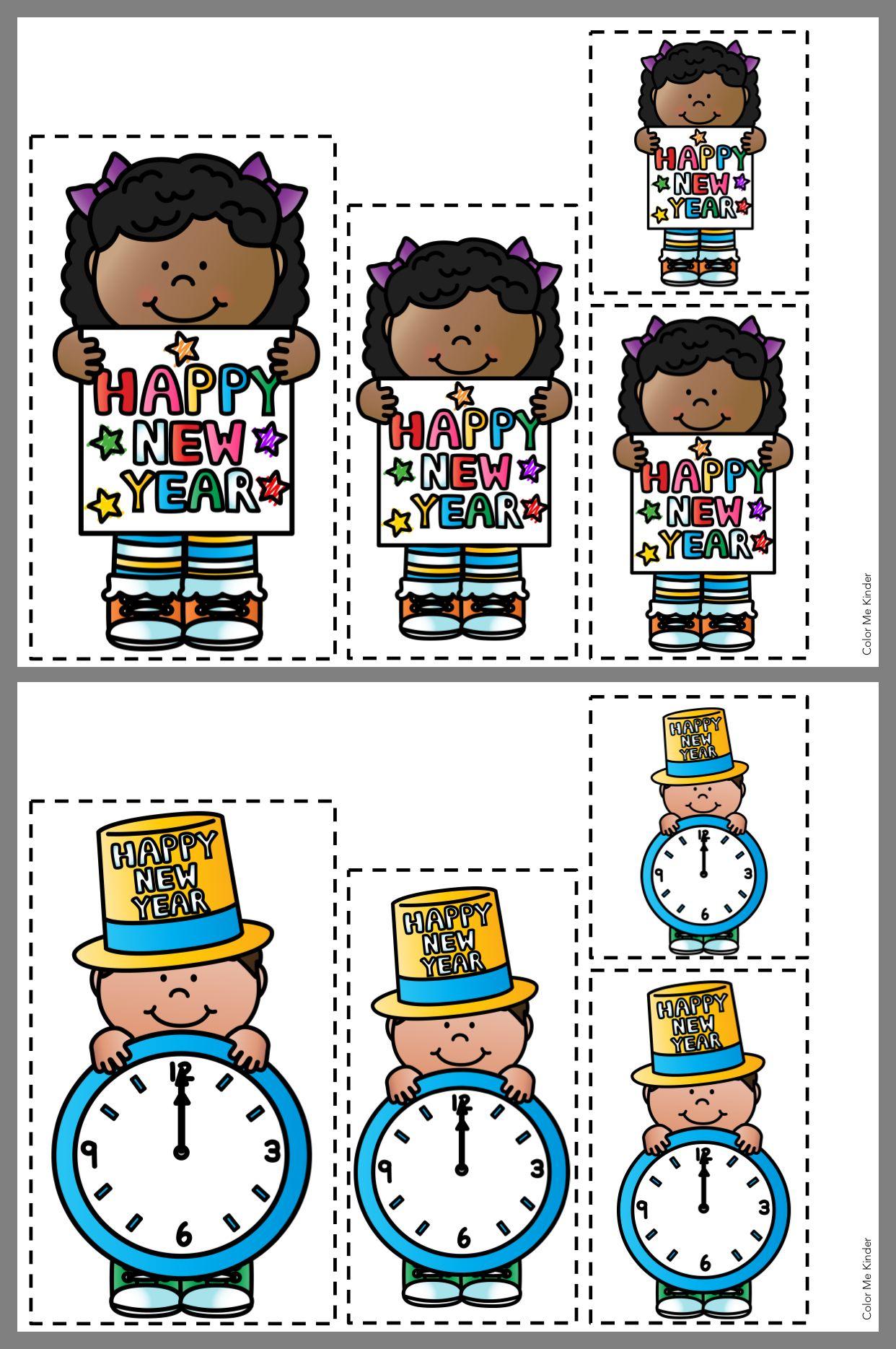Pin By Cindy Pratt On Pre K New Years Winter Crafts