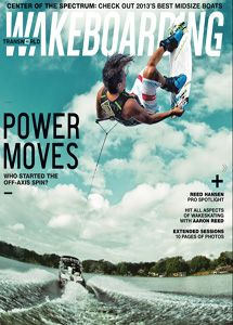 transworld wakeboarding august 2013