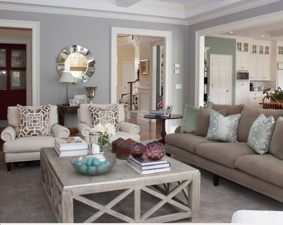 cream and blue living how to make your home look like you hired an interior designer