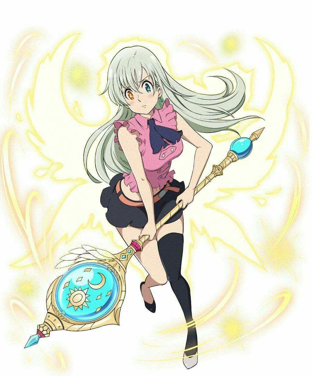 Elizabeth Liones (With images) Seven deadly sins anime