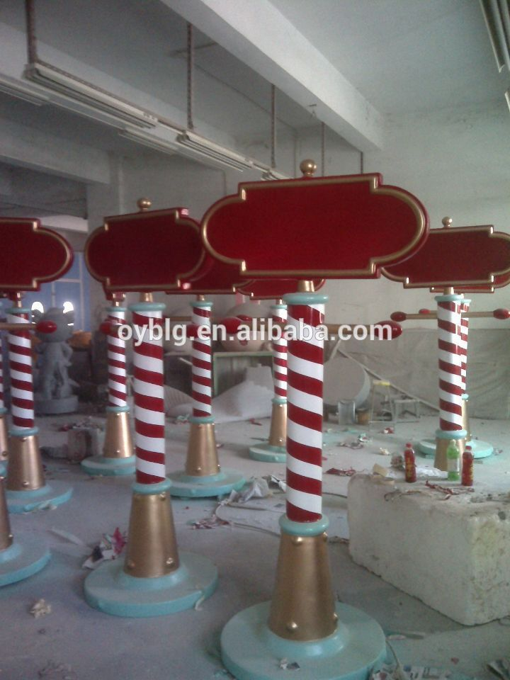 fiberglass christmas decoration festival decoration - Fiberglass Christmas Decorations