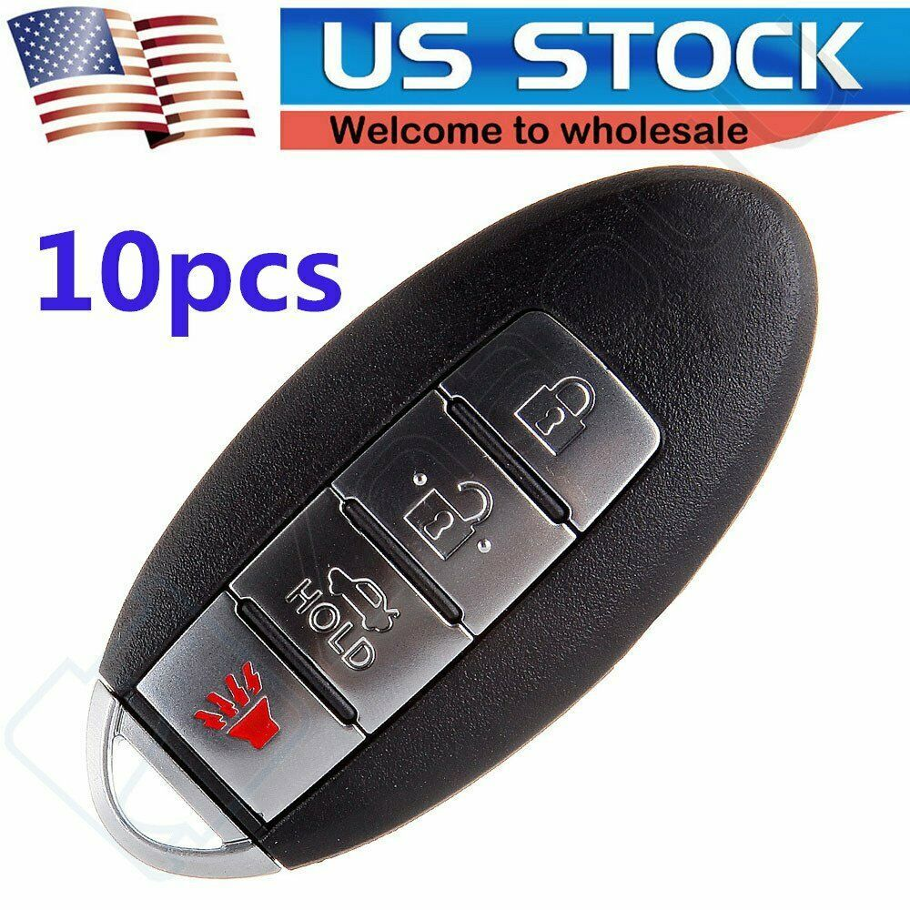 Advertisement Ebay 10x Uncut Replacement Keyless Entry Remote