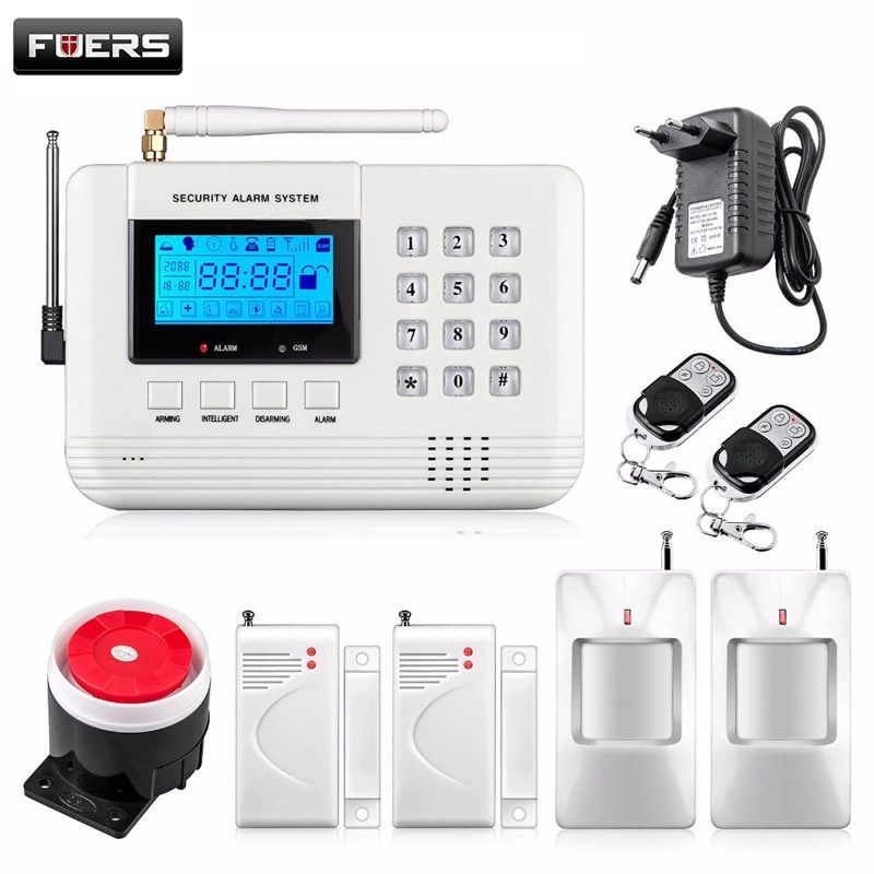 Home Alarm System Multiple Voice Wireless //Price: $50.65 U0026 FREE Shipping //