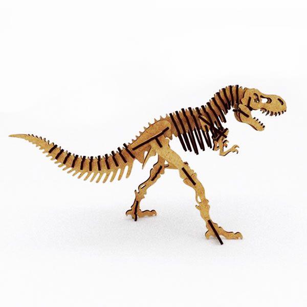 Dxf Plans Downloads Tyrannosaurus Rex Wood Working Dinosaur