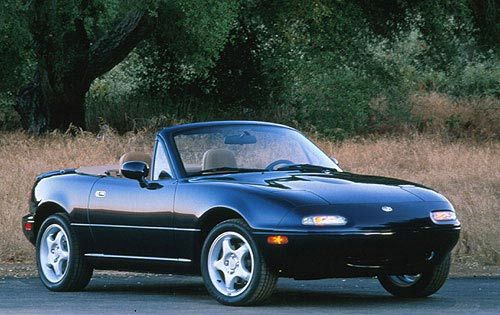 1997 Mazda Miata MX-5 STO. Car #4. STO was for Special ...