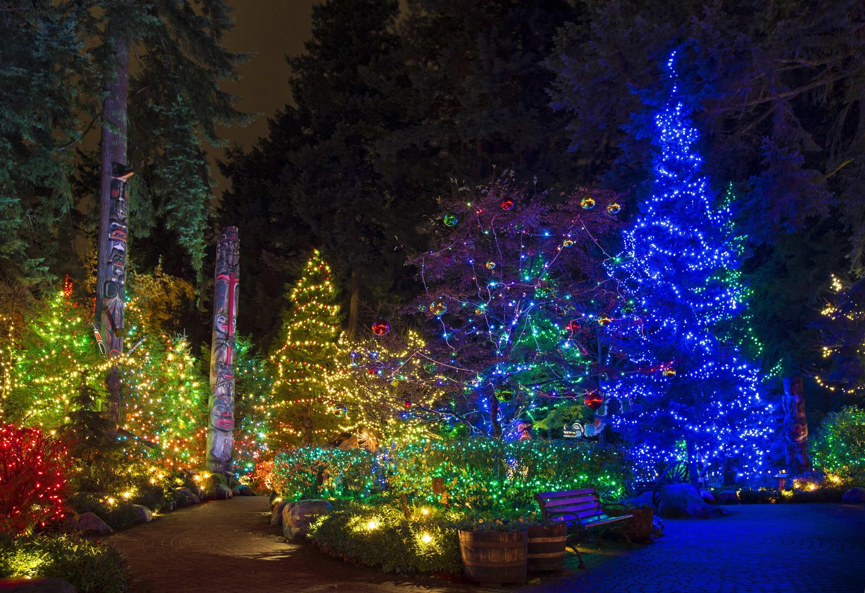 Canyon Lights Christmas Events North Vancouver Best Christmas Lights Christmas Events Lights