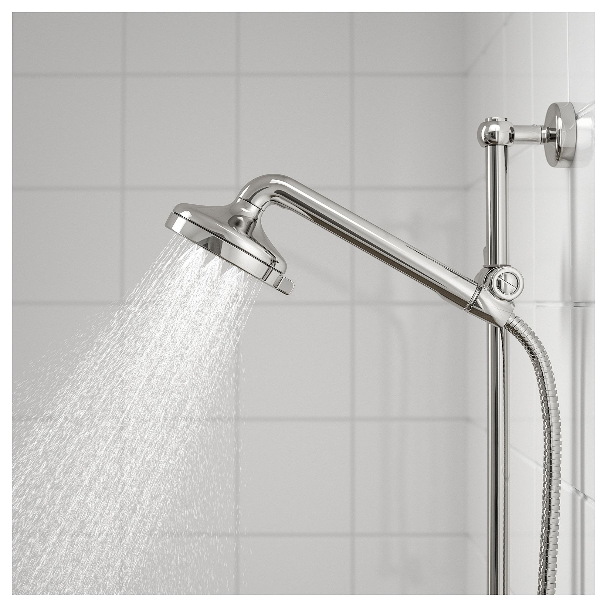 VOXNAN 5spray hand shower chrome plated Hand shower