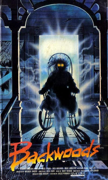 Backwoods (1987) | Horror in 2019 | 1980s horror movies