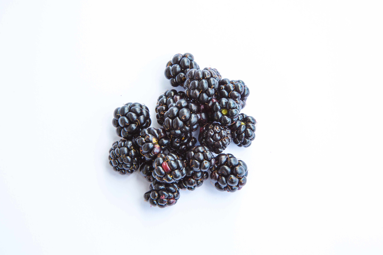 How to Dry Blackberries Blackberry, Fruit, Dried figs