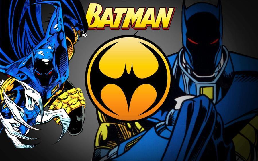 Knightfall batman by superman8193 on deviantart in 2020