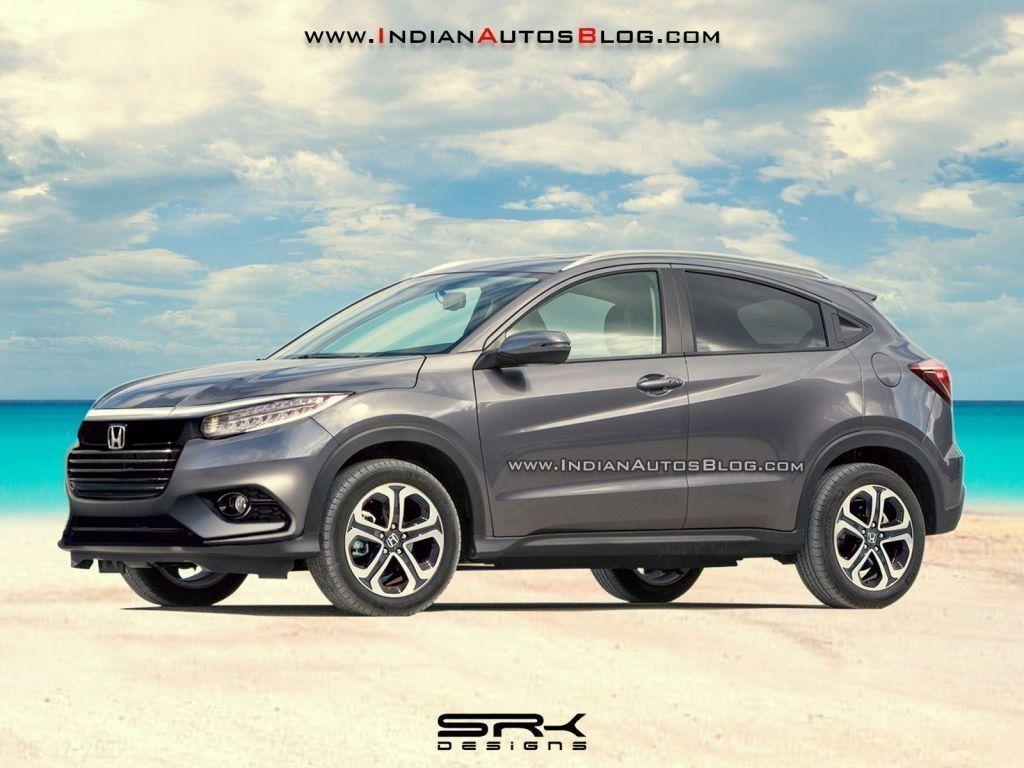 2020 Honda Pilot Spy Concept