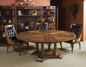 T S Berry Scottsdale Dining Table 626 90H