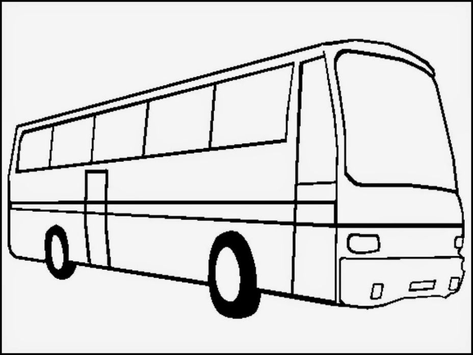 Bus Coloring Sheet Coloring Pages Coloring Pages Coloring