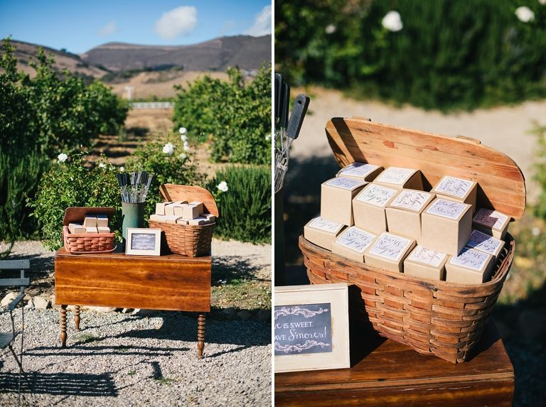 dana powers wedding photos Smores in vintage picnic baskets from embellish Table from Embellish smores sticks in french flower tin from Embellish #smoressticks dana powers wedding photos Smores in vintage picnic baskets from embellish Table from Embellish smores sticks in french flower tin from Embellish #smoressticks