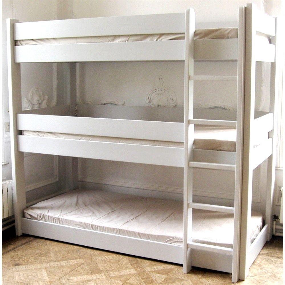 Triple Tier Bunk Beds Popular Interior Paint Colors
