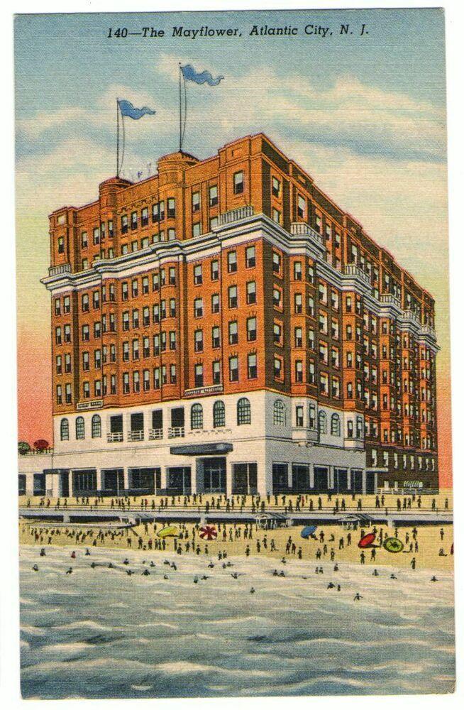 The Mayflower Hotel Atlantic City, NJ