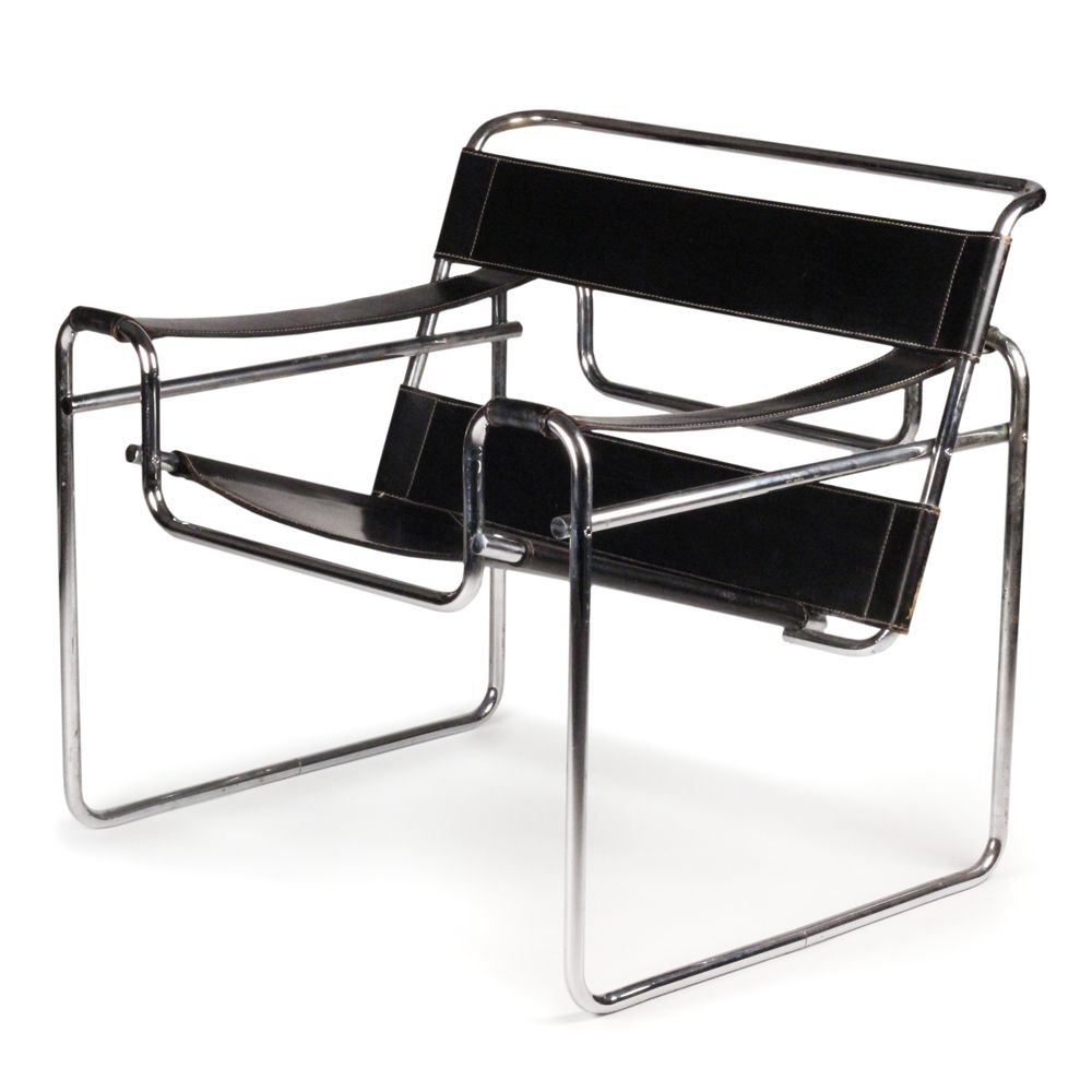 20th century design,Bauhaus,20th century furniture,Breuer B3 |  20thcdesign.com